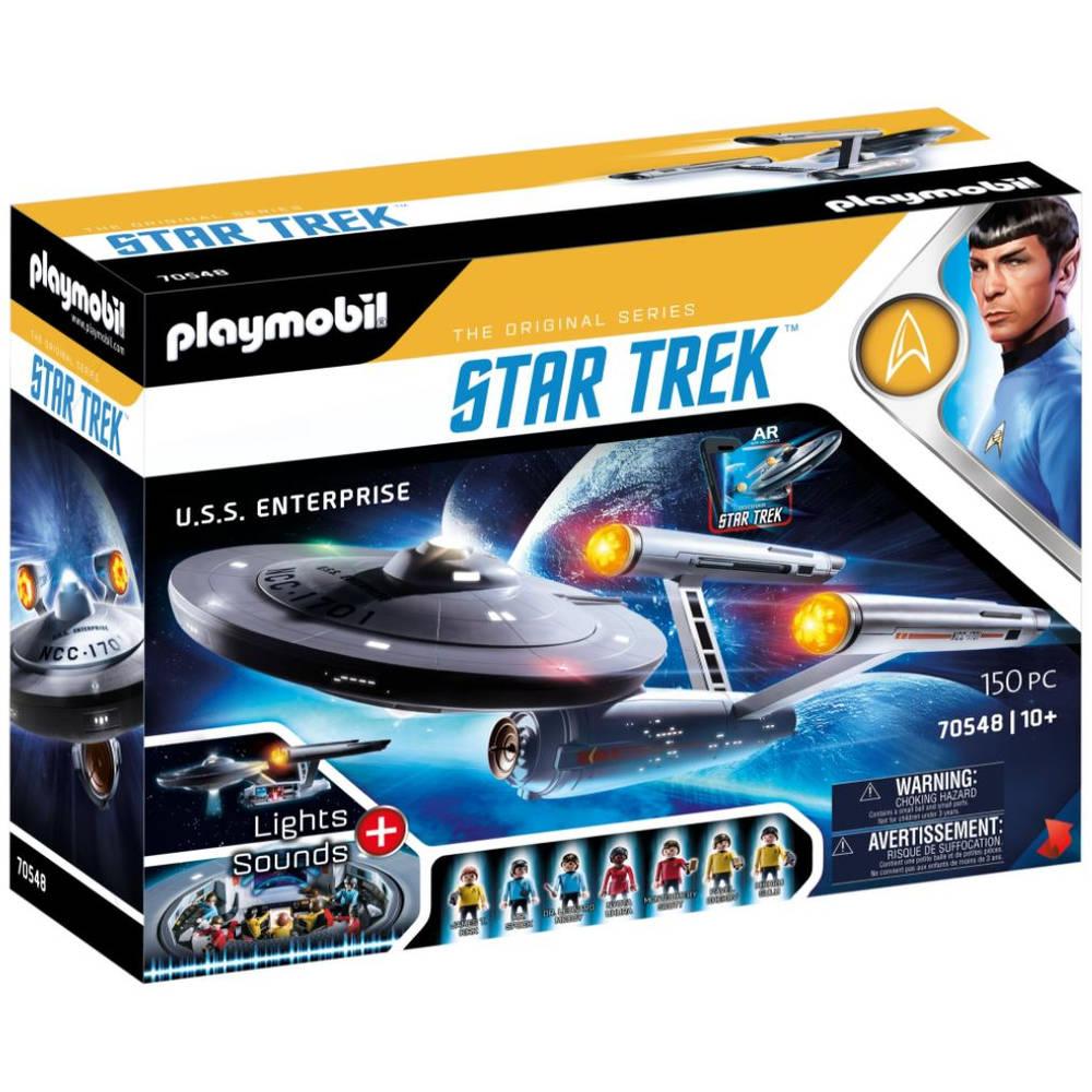 PLAYMOBIL Star Trek USS Enterprise review recentie speelgoedisleuk bouwset