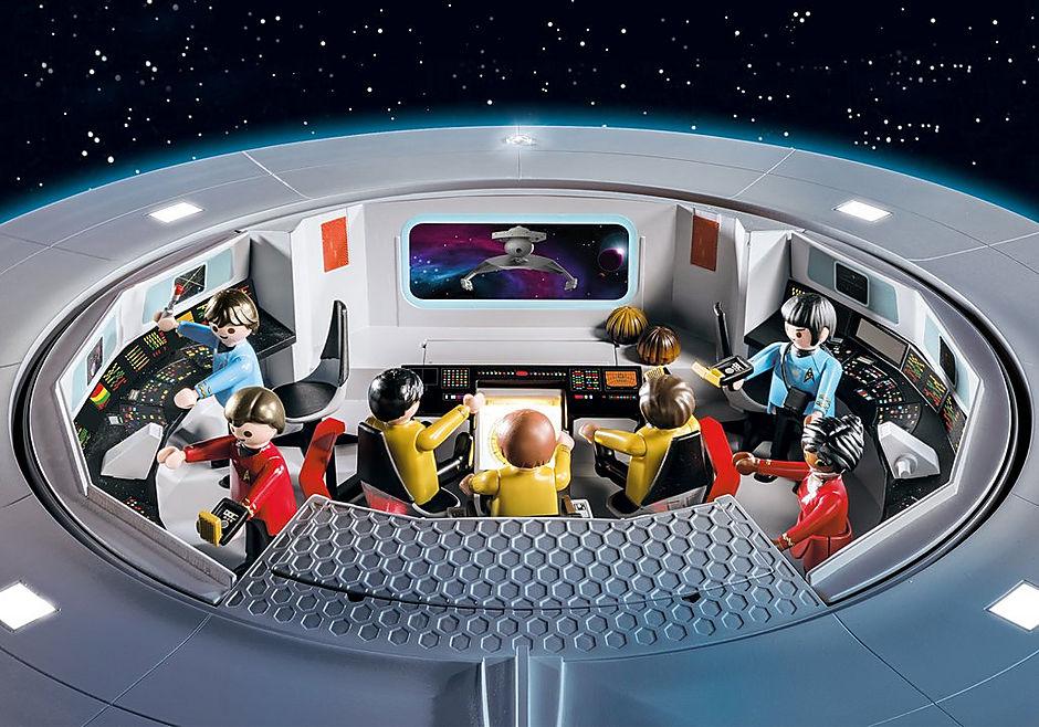 PLAYMOBIL Star Trek USS Enterprise review recentie speelgoedisleuk karakters