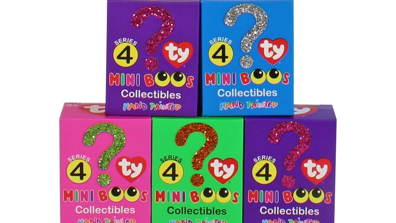 recentie ty beanie boos series 4 speelgoedisleuk boxes