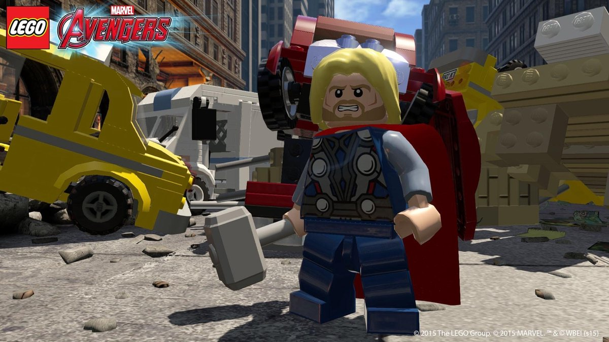 review recentie ps4 lego marvel avengers game speelgoedisleuk game
