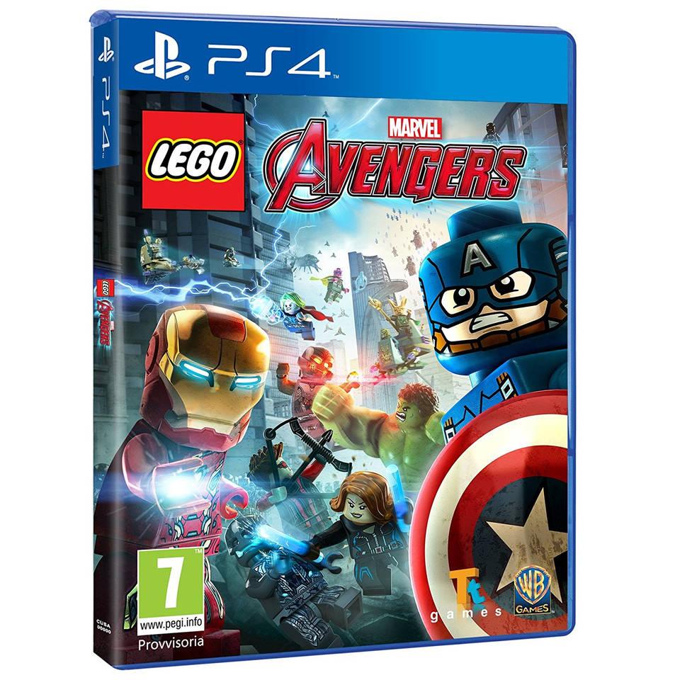 review recentie ps4 lego marvel avengers game speelgoedisleuk