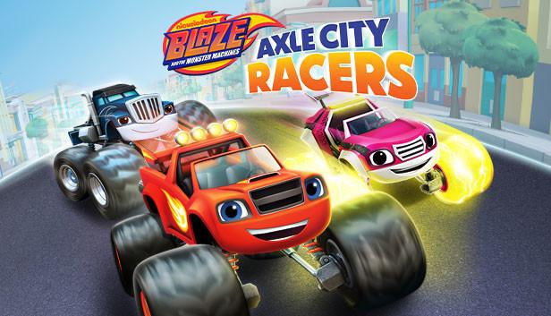 blaze en de monsterwielen axle city racers review speelgoed is leuk