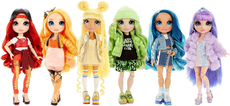 rainbow high serie 1 speelgoed is leuk karakters afmetingen verhaallijn